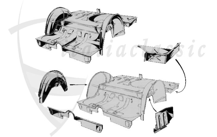 Alfa Romeo Duetto Parts Idea Di Immagine Auto - Alfa romeo body panels