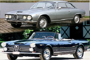 2000 & 2600 102/106 Coupe&Spider&Limousin