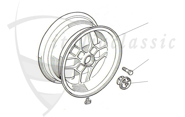 fiat 124 abarth rally suspension brake system duetto Fiat 124 Parts Catalog wheels nuts