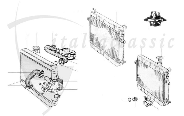 Fiat Engine Cooling    Diagram         Wiring       Diagram
