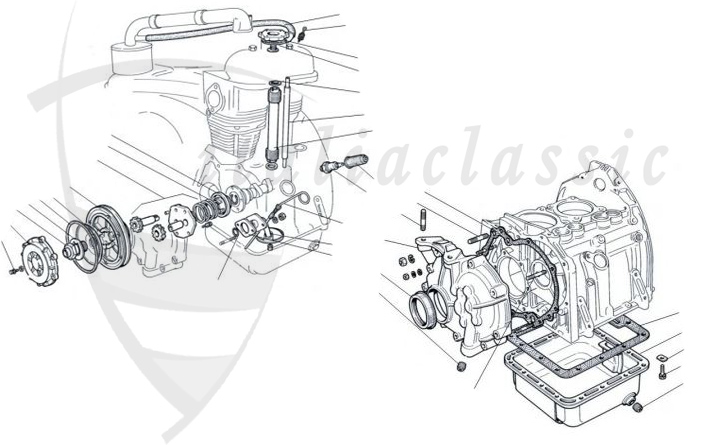 Fiat 124 Abarth Parts together with Body Parts 1863 additionally Fiat 500 Wiring Diagram also Engine Parts Scat as well Motorblock 1891. on fiat 500 abarth engine cover