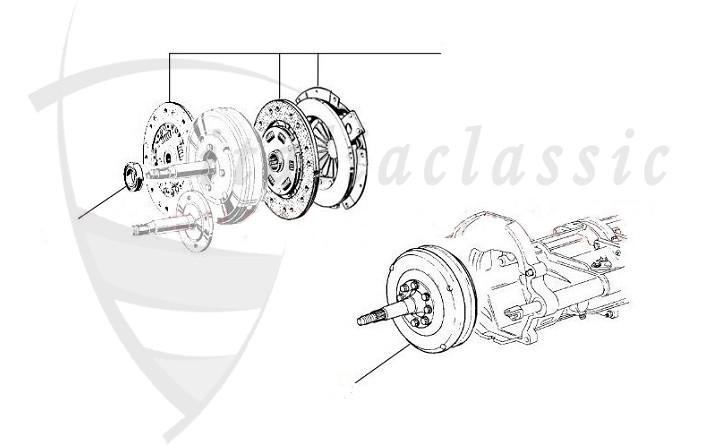 clutch-kit gtv6