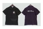 Alfa Romeo Polo T-Shirt with collar brown