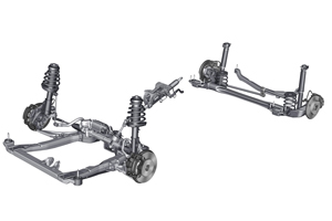 Suspension / Brake system